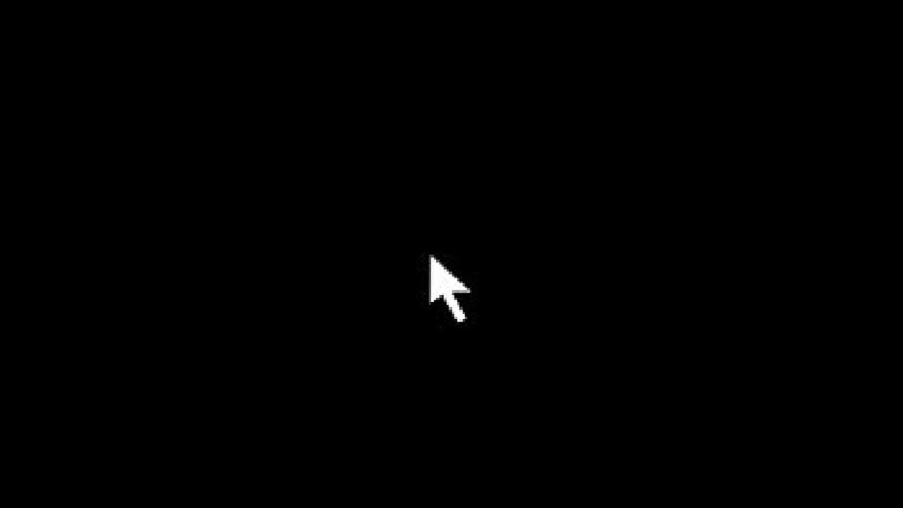Windows 10 Black Screen With Cursor