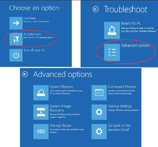 Fix CRITICAL_SERVICE_FAILED Blue Screen Error (0x000000EF