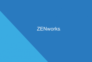 Upgrade windows 7 to windows 10 using ZENworks