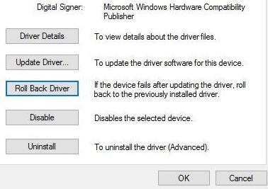 Drivertab