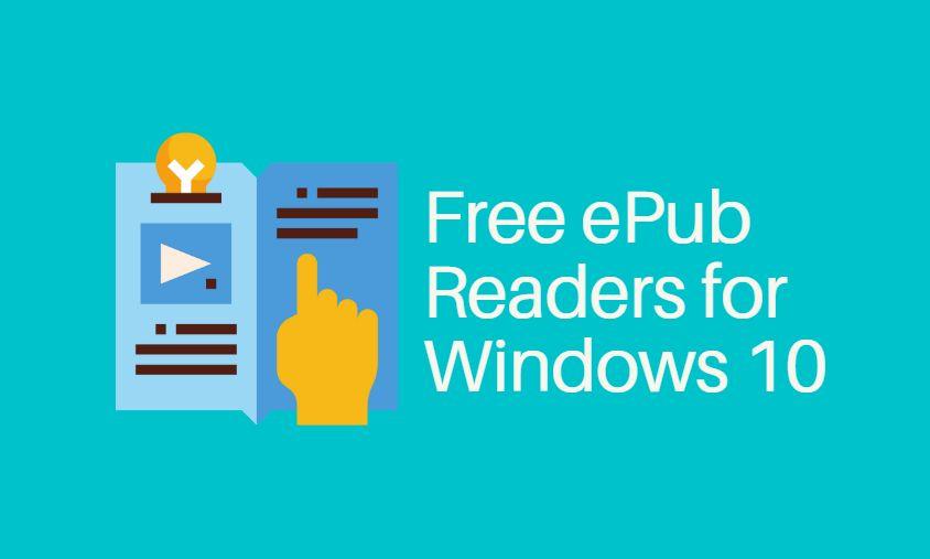 Free ePub Readers for Windows 10